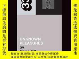 二手書博民逛書店Joy罕見Division s Unknown Pleasures-快樂部門未知的快樂Y436638 Chri