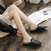 懶人穿搭包頭半拖鞋新款拖鞋女外穿可濕水涼拖鞋ins潮網紅 【ifashion·全店免運】