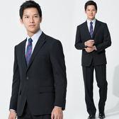 極品西服 正式品味仿毛修身西裝外套_深藍(AS537-3G)