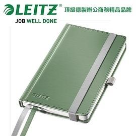 德國LEITZ STYLE系列 A6 硬皮筆記本4489-橫線