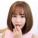 整頂假髮(中長髮)-甜美可愛逼真女假髮3色73ef13【時尚巴黎】