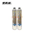 (贈禮券)台灣愛惠浦PENTAIR EVERPURE EF-6000 濕式碳纖活性碳 原廠公司貨盒裝濾芯(2支入)荳荳淨水