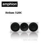 【竹北勝豐群音響】北歐芬蘭之聲 amphion Helium 520C 中置喇叭