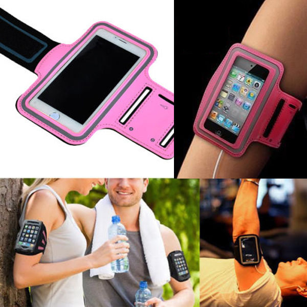 iPhone 運動臂套 手機 臂帶 多功能手機臂袋iphone 6 6s plus iPhone 5s 手機殼 手機 通用 跑步 悠遊卡 BOXOPEN