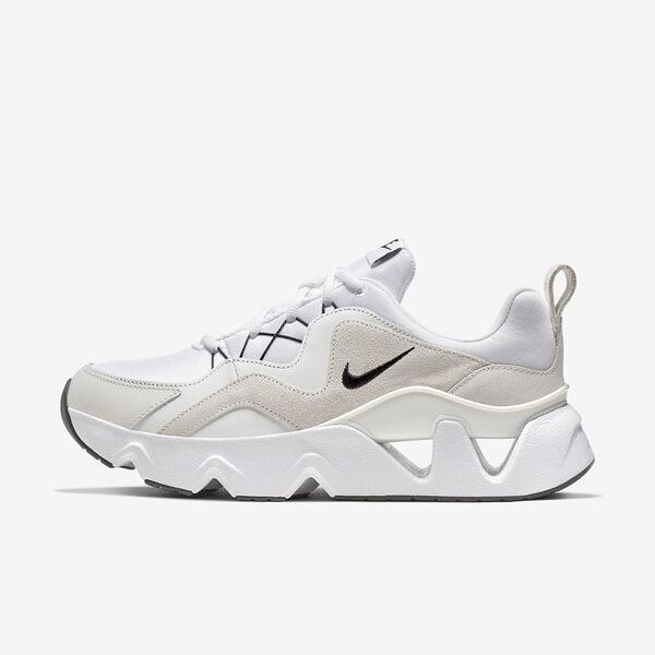 Nike W Ryz 365 [BQ4153-100] 女鞋 運動 休閒 厚底 增高 鏤空 老爹 網美 時尚 穿搭 白