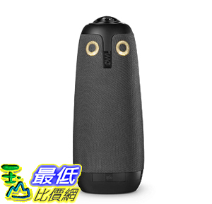 [8美國直購] Meeting Owl 360度 網路攝影機 Video Conference Camera with Automatic Speaker Focus