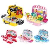 仿真兒童過家家廚房玩具女孩化妝臺小孩醫生護士玩具男孩工具套裝