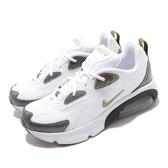 【海外限定】Nike 休閒鞋 Air Max 200 BBY Drgn GS 白 灰 女鞋 大童鞋 運動鞋 【PUMP306】 CQ4009-100