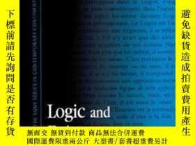 二手書博民逛書店Logic罕見And Existence-邏輯與存在Y436638 Jean Hyppolite Suny P