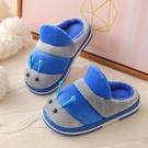 寶寶棉拖鞋1-3歲冬季2男童女童兒童卡通可愛室內防滑軟底小孩居家 童趣潮品