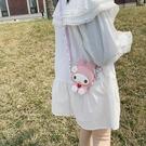 兒童包 兒童包包女可愛超萌卡通哇膠包女童斜挎時尚迷你小女孩公主包-Ballet朵朵