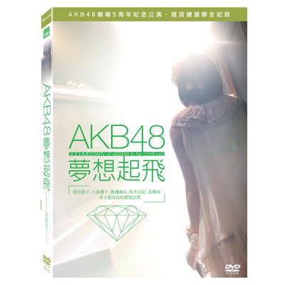 AKB48夢想起飛平裝版DVD