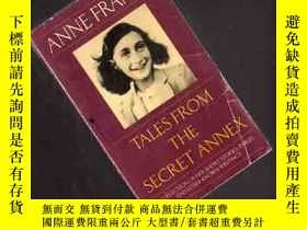 二手書博民逛書店TALES罕見FROM THE SECRET ANNEX【413