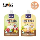 ALVINS 愛彬思 韓國 寶寶水果汁 80ml 多款可選