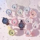 手錶 手錶女學生防水夜光多功能日歷兒童ins風簡約韓版潮流電子小清新 優拓