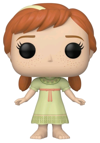 【 Funko 】 POP!系列  迪士尼 冰雪奇緣2 小安娜╭★ JOYBUS玩具百貨