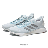 ADIDAS 慢跑鞋 GALAXAR 冰藍 水藍 運動 健身 女 (布魯克林) FV4735