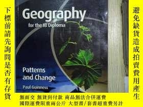 二手書博民逛書店Geography罕見for the IB Diploma Pa