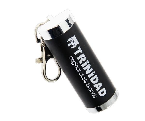 【TRiNiDAD】Aluminum Tip Case Black 鏢頭盒 DARTS