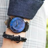 RELAX TIME Classic 經典系列手錶-藍x黑/42mm RT-88-6M