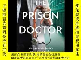 二手書博民逛書店The罕見Prison Doctor 英文原版 監獄醫生 驚悚小