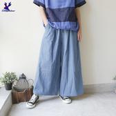 【三折特賣】American Bluedeer - 自在牛仔寬褲(魅力價) 秋冬新款
