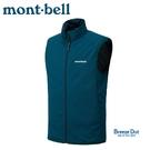 【Mont-Bell 日本 男 O.D.VEST 防潑水背心《汽油藍》】1103301/防水/防風/透氣