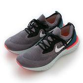 Nike 耐吉 NIKE EPIC REACT FLYKNIT  慢跑鞋 AQ0067010 男 舒適 運動 休閒 新款 流行 經典