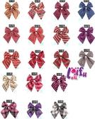 得來福※K88男女都通用學生領結領花表演制服,售價69元