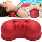 台灣製造!!指壓舒壓按摩枕.紓壓頭頸枕頭...