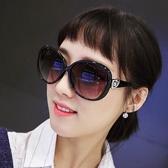 太陽鏡 防紫外線新款眼鏡網紅明星潮太陽鏡款女士個性正韓墨鏡墨鏡GM優雅