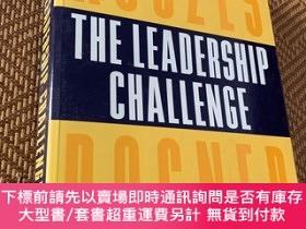 二手書博民逛書店The罕見Leadership Challenge:How to Keep Getting Extraordina
