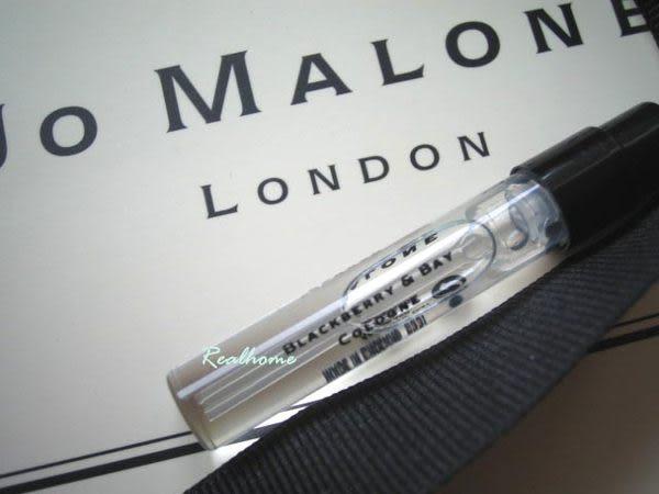 *禎的家* 英國香水名牌 Jo Malone 試管小香  黑莓與月桂葉 1.5 ml Blackberry & Bay