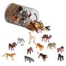 《 美國 B.toys 感統玩具 》TERRA 野生動物╭★ JOYBUS玩具百貨