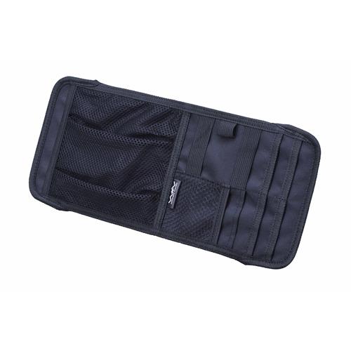 SEIWA 遮陽板便利置物袋