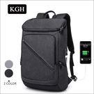 KGH 多功能男後背包 休閒電腦包 簡約學生背包 旅行背包 803RR8304