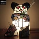 INPHIC-憨厚熊貓手工藝術品檯燈臥室客廳床頭櫃裝飾小夜燈造型燈造型夜燈_S2626C