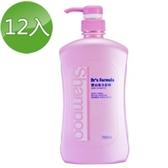 《台塑生醫》Dr s Formula嬰幼童洗髮精700ml(12瓶)