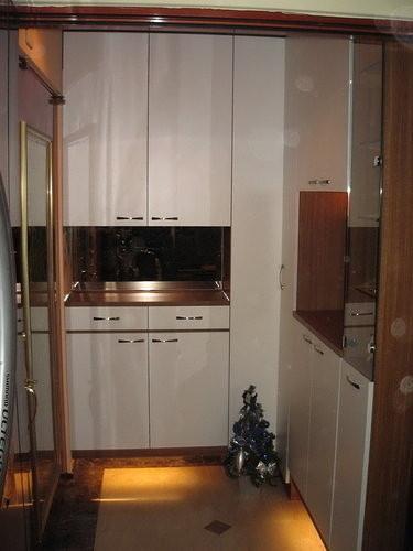 【系統家具】 入口 L型懸浮式鞋櫃
