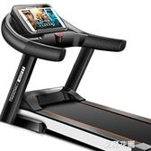 跑步機家用款小型室內超靜音折疊多功能迷你電動機健身房專用QM『艾麗花園』
