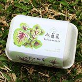 【青菜笠】雞蛋環保植栽盒-紅莧菜