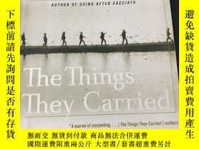 二手書博民逛書店The罕見Things They CarriedY12153 T