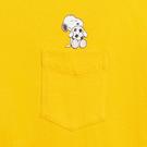 Snoopy sport限量聯名 跟著史努比一起展現復古運動風 質感插畫細節