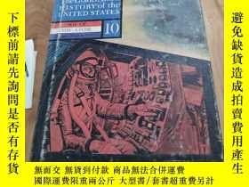 二手書博民逛書店the罕見golden book history of the united statesY15335 見圖
