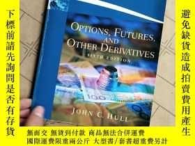 二手書博民逛書店Options,罕見Futures and Other DerivativesY240908 Hull, Jo