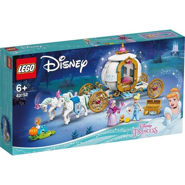 樂高積木Lego 43192 Cinderella's Royal Carriage