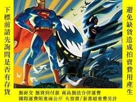 二手書博民逛書店Superman batman:罕見World s FinestY256260 Dave Gibbons Dc