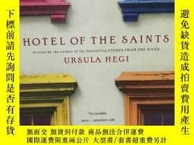 二手書博民逛書店Hotel罕見of the Saints by Ursula H