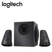 【logitech 羅技】 Z623 2.1聲道 音箱系統 【贈萬用柔濕巾20抽】