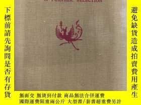 二手書博民逛書店1944年初版 A罕見FURTHER SELECTION FRO